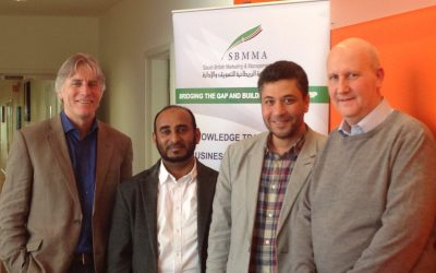 SBMMA & MarCom visit to Cambridge Enterprise